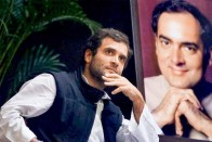 My Father Lived And Died For India, A Web Series Can't Change That: Rahul Hits Out At BJP Over '<en>Sacred Games</em>' Row