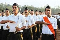 No Political Discussion At Somnath Meet Says RSS