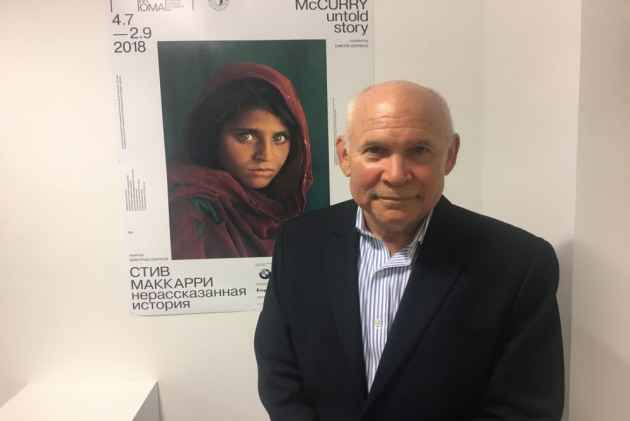 Why Steve McCurry Feels Current Moscow Show Is A Landmark