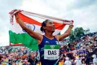 Hima Das To Be Made First Sports Ambassador Of Assam, Says CM