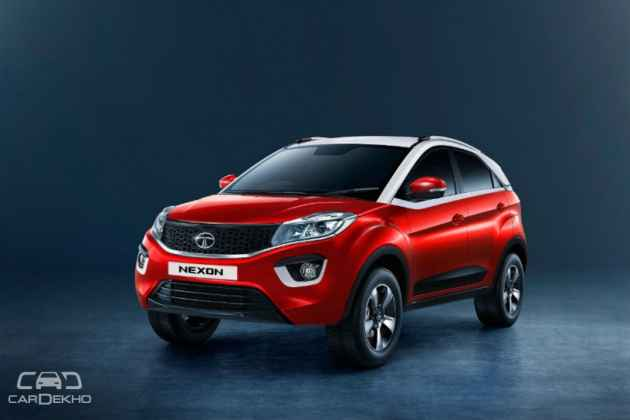 Tata Nexon AMT Now Starts From Rs 7.5 Lakh; New XMA Variant Launched