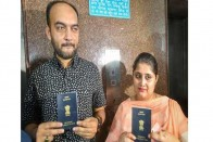 Interfaith Couple Issue: Govt Says Due Procedure Followed In Issuance Of Passport