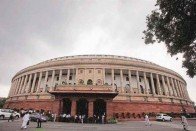 RS Briefly Adjourns Over TDP's Demands For Andhra Package
