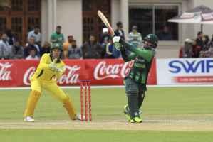 Fakhar Zaman Becomes First Pakistani To Hit ODI Double Ton