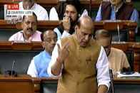 No-Confidence Motion: Rajnath Singh Hits Back, Says Biggest Mob Lynching Happened In 1984
