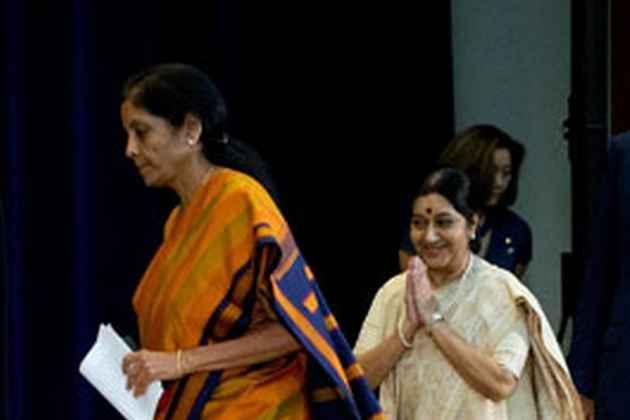 Sushma, Nirmala To Host US Counterparts In Delhi For '2+2' Talks
