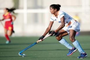Ace Hockey Midfielder Namita Toppo Plays 150th International Match