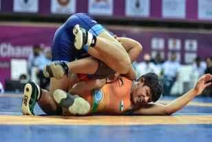 Junior Asian Wrestling: Mansi Settles For Silver Medal