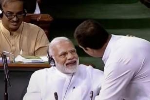 Modi Govt Defeats No-Trust Motion In Lok Sabha