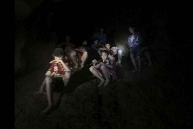 Image result for Long rescue ahead for Thai cave boys