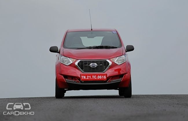 Avail Discounts, Offers On Datsun redi GO, GO, GO+ This August