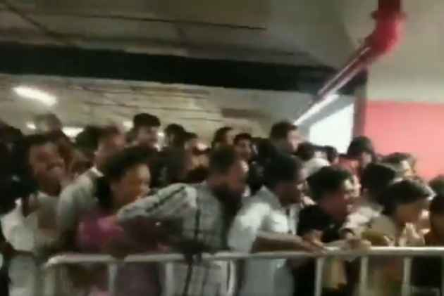 Video: Stampede-Like Situation In Hyderabad As 40,000 People Throng IKEA Store