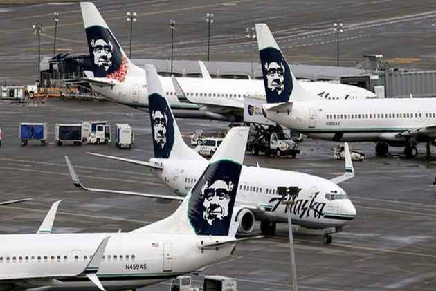'Stolen' Alaska Airlines Plane Crashes Shortly After Takeoff In Seattle