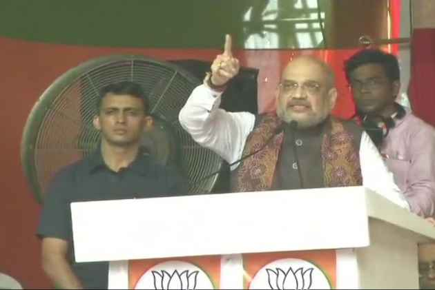 BJP Will Go To Every District Of West Bengal And Throw TMC Out: Amit Shah In Kolkata