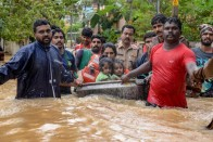 PM Modi Discusses Flood Situation With Kerala CM