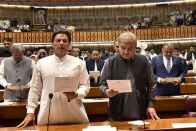 Pakistan's National Assembly To Elect New PM Today