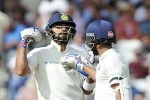 3rd Test: Virat Kohli, Ajinkya Rahane Miss Out On Tons As India Score 307/6 On Day 1