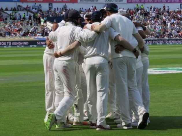 England All Out For 287 On Day 2