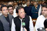 Will Live In Military Secretary's Residence, Not In PM House: Imran Khan