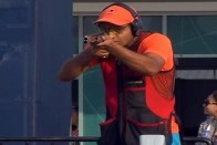 Asian Games: India's Lakshay Claims Silver In Men's Trap For Shooting's Third Medal