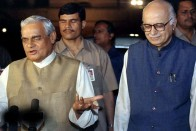 Fortunate That My Friendship With Atal Ji Lasted For 65 Years: LK Advani