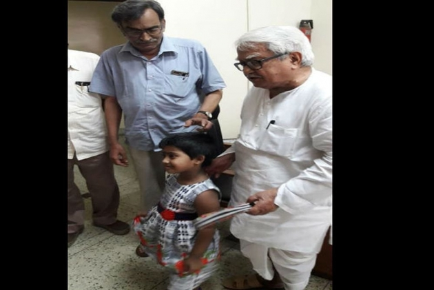 'For My Sisters In Kerala': 4-Year-Old Donates Rs 14,800 To Flood Relief Fund