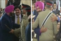 Sidhu's Hug To Bajwa Should Have Been Seen As Gesture Of Civility, Nothing More