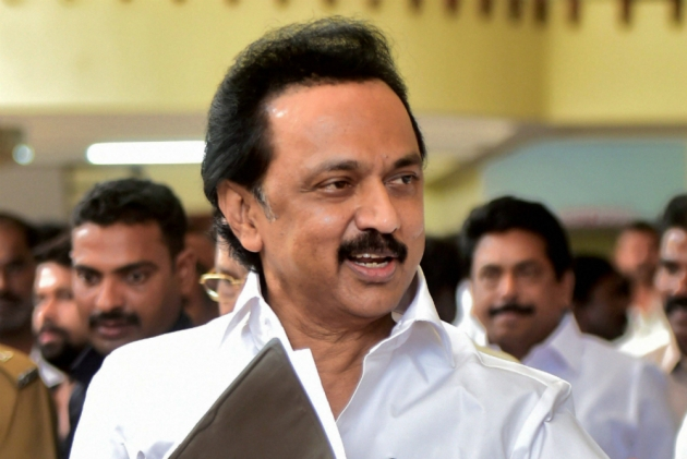 Newly elected DMK President MK Stalin says I am born before you
