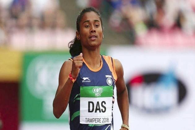 'I Was Put Under Pressure', Says Hima Das For Her False Start