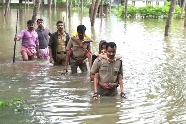 How Kerala Police Scripted A New Tale Of Heroism And Compassion In Times Of State's Worst Floods
