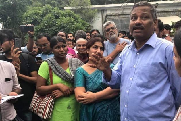 'Persecuting The Dalit Intellectual': A Student Recounts Police Raid At Prof Satyanarayana's House