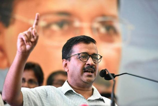 Arvind Kejriwal Launches Doorstep Delivery Of 40 Public Services In Delhi