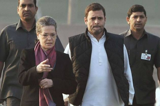Delhi High Court Rejects Pleas Of Sonia, Rahul In Tax Assessment Case