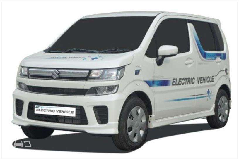 Maruti Suzuki Showcases New WagonR-Based Electric Vehicle Prototype: Launch In 2020
