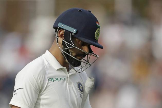India Falter Yet Again, Cook Scores Fitting Farewell Century On Day 4 Of 5th Test