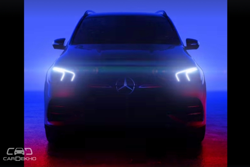 2019 Mercedes-Benz GLE Front Styling Teased In New Video