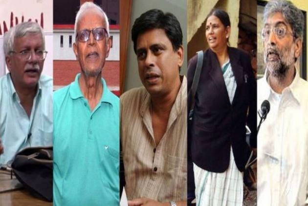 Bhima Koregaon Case: Supreme Court Extends House Arrest Of Rights Activists Till Sep 17