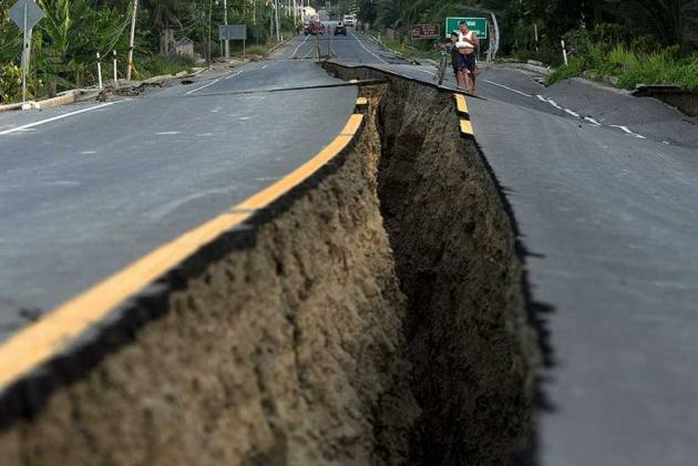 5.5-Magnitude Quake Hits Assam