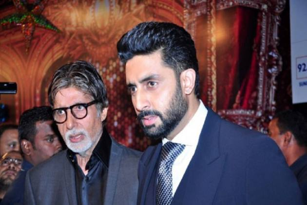 Why Amitabh  Bachchan Did Not Talk To Abhishek Bachchan After Watching Manmarziyaan