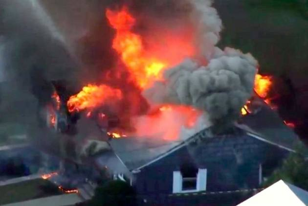 One Dead, Hundreds Evacuated After Dozens Of Explosions Hit Gas Pipeline In Boston, US