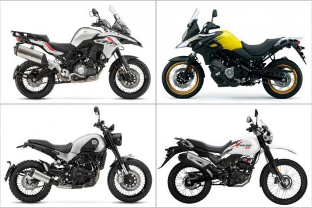 Top 5 Upcoming Off-Road Friendly Motorcycles