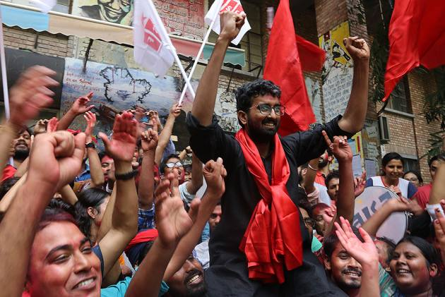 Why Left Unity's Victory In JNU Is Special