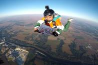 Watch Daredevilry By Padma Award Winner: When Modi Got A Wish From 13,000 Ft Above