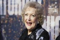 Emmys 2018: Betty White Receives Standing Ovation