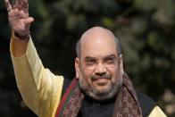 Amit Shah To Meet Party Leaders As Congress Moves To Stake Claim Over Goa Government