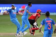 2018 Asia Cup: India Survive Mighty Scare Against Hong Kong, Qualify For Super Four With 26-Run Win