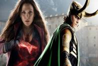 Loki and Scarlet Witch Reportedly Getting Series on Disney's Streaming Service