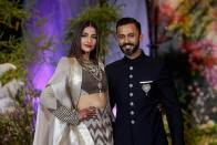 Armani Invites Actor Sonam Kapoor Ahuja And Husband Anand S. Ahuja As Special Guests In Milan