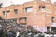JNU Administration, Students' Union Trade Accusations Over Security Checks In Campus