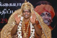 Godman Nithyananda Says He Can Make Cows, Monkey Speak In Sanskrit, Tamil